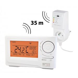 BPT-22 prostorový bezdrátový termostat