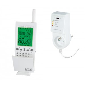 BPT-37 bezdrátový digitální termostat
