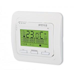 PT-712 je digitální termostat ovládání elektrického podlahového vytápění